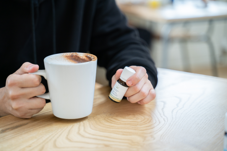 Using CBD In Your Coffee